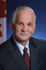 Minister of Public Safety, Hon. Vic Toews