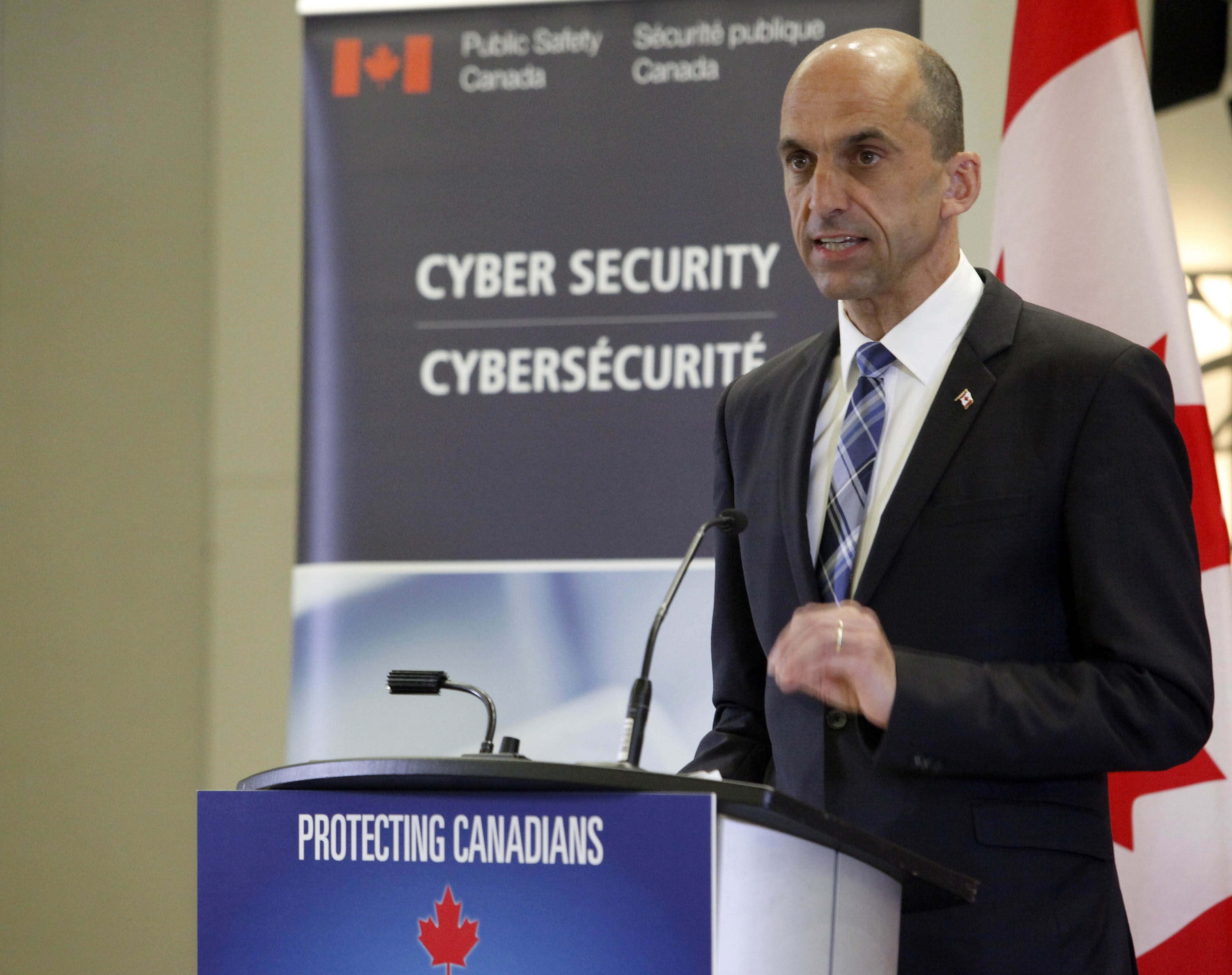 Today, Canada's Minister of Public Safety and Emergency Preparedness, the Honourable Steven Blaney, was joined by the President and Chief Executive of the Canadian Council of Chief Executives, the Honourable John Manley, to announce significant investments to advance Canada's Cyber Security Strategy.