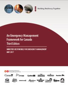 An Emergency Management Framework for Canada - Third Edition