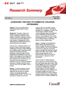 good research questions on domestic violence