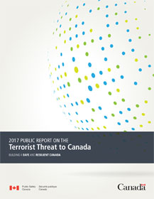 2017 Public Report on the Terrorist Threat to Canada
